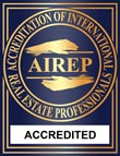 AIREP accredited logo