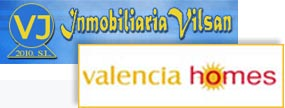 Valencia Homes logo