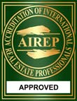 Approved accreditation logo