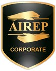 AIREP corporate shield
