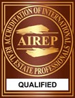 AIREP qualified logo
